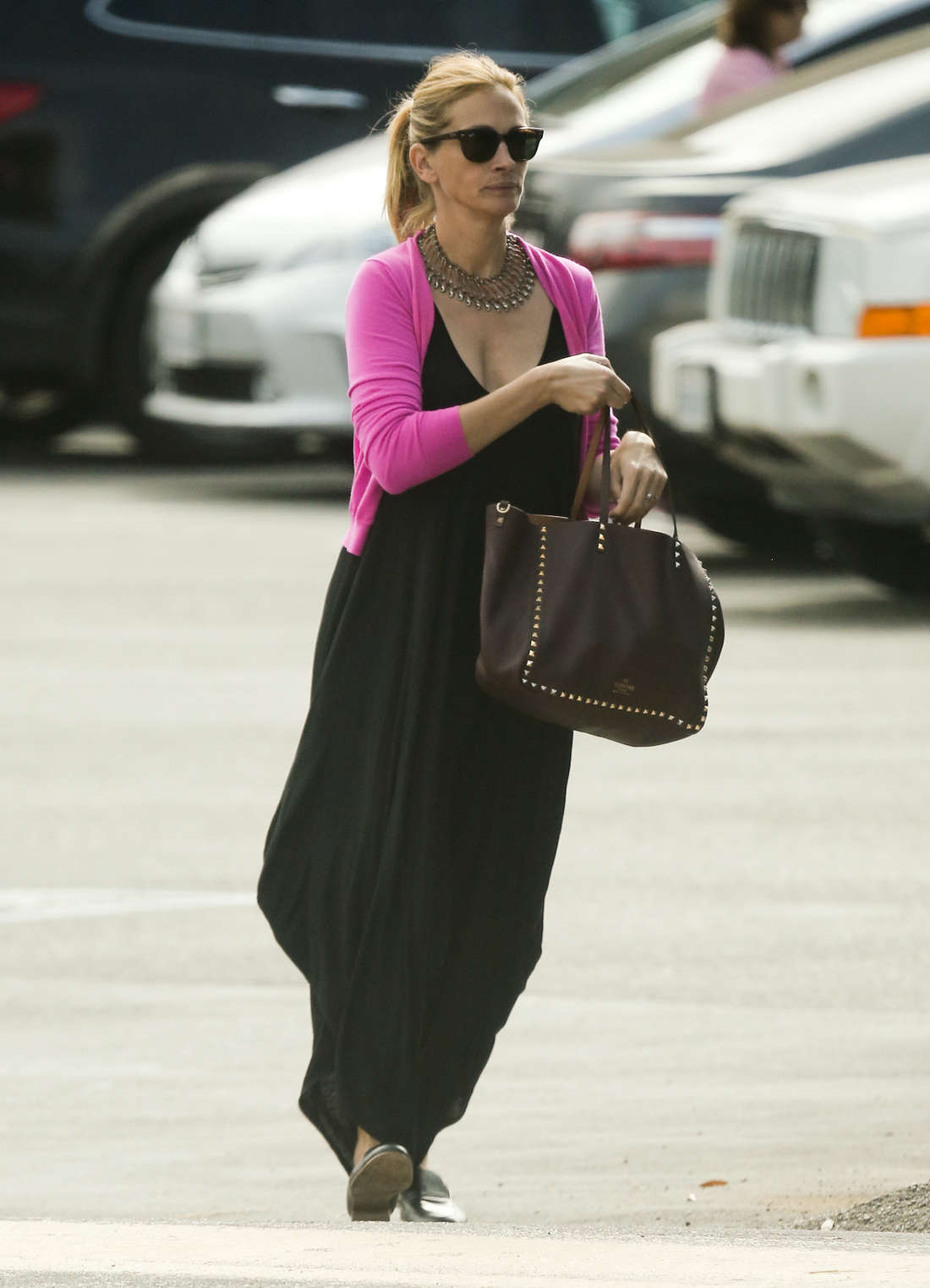 Julia Roberts 2014 : Julia Roberts Out in Los Angeles -02