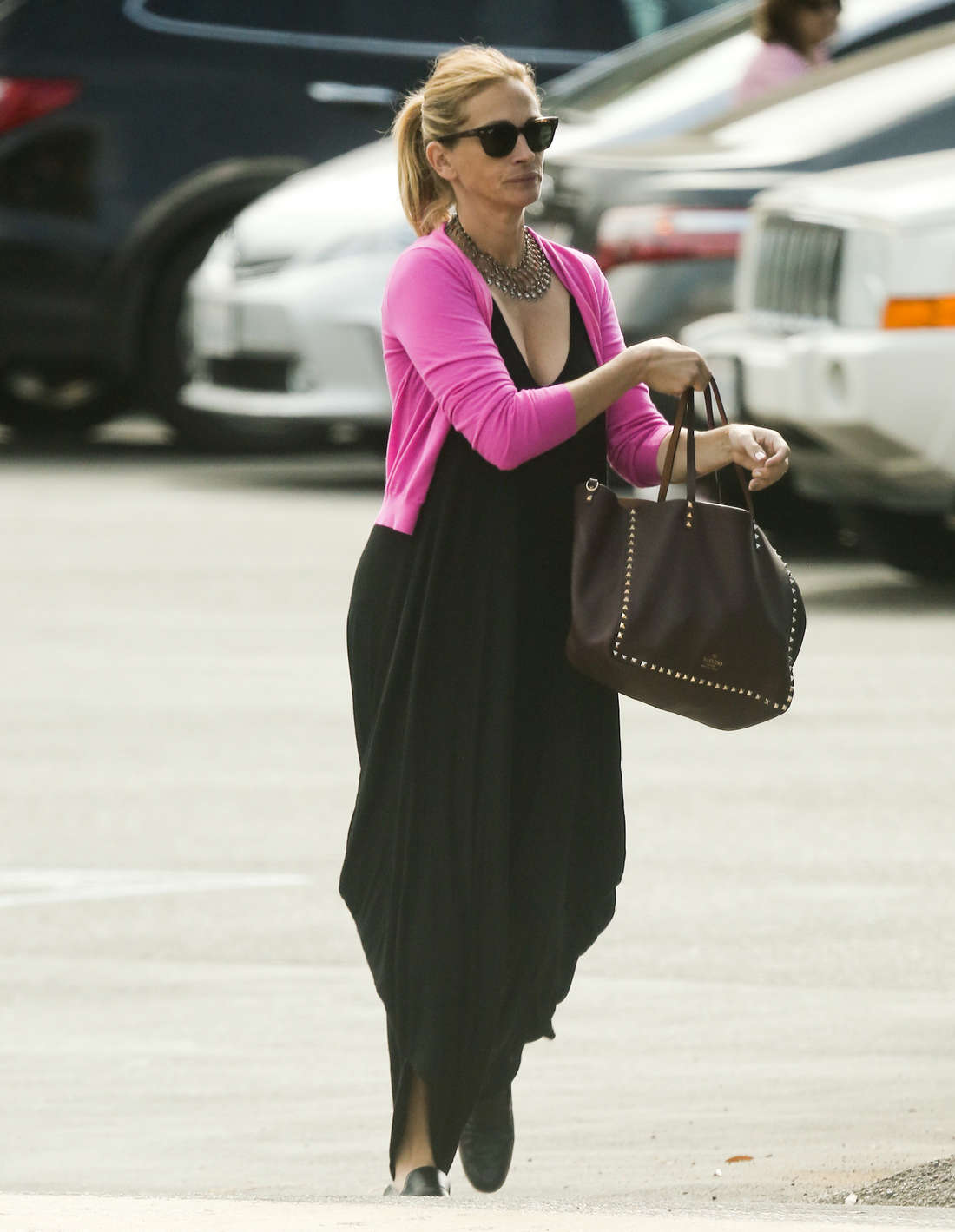 Julia Roberts 2014 : Julia Roberts Out in Los Angeles -03