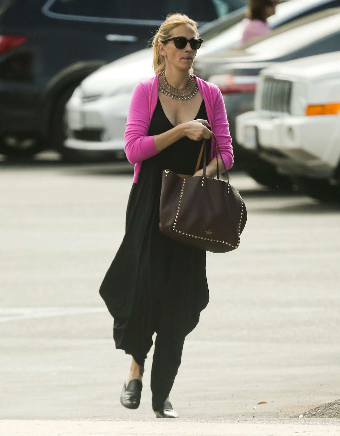 Julia Roberts 2014 : Julia Roberts Out in Los Angeles -06