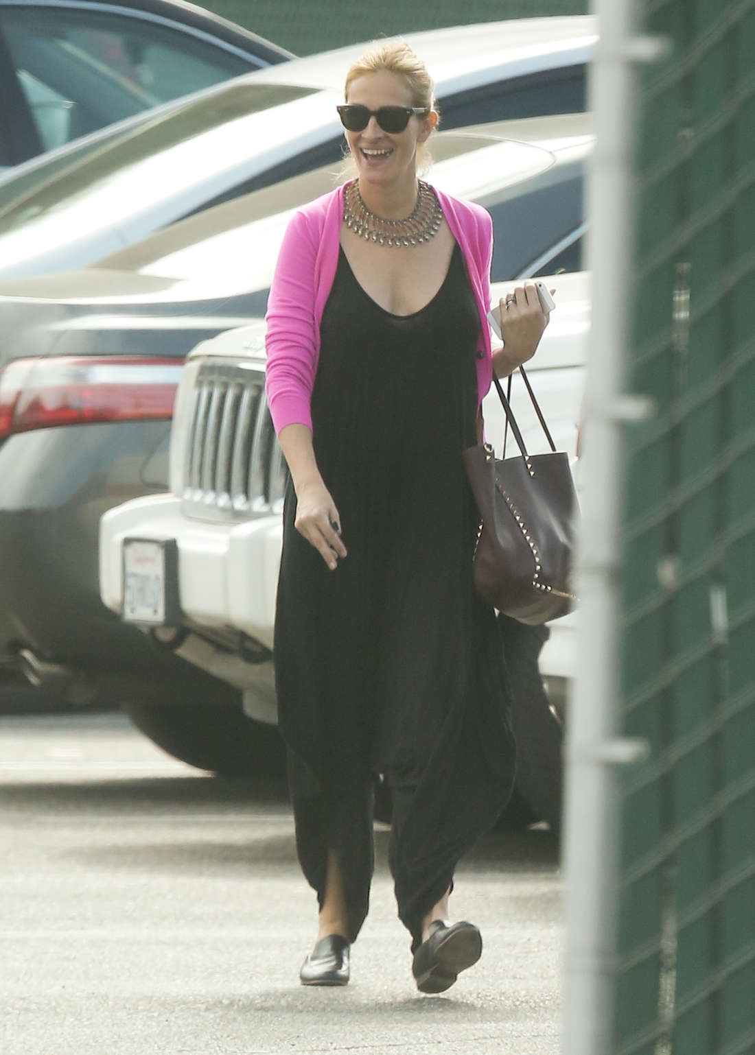 Julia Roberts 2014 : Julia Roberts Out in Los Angeles -09