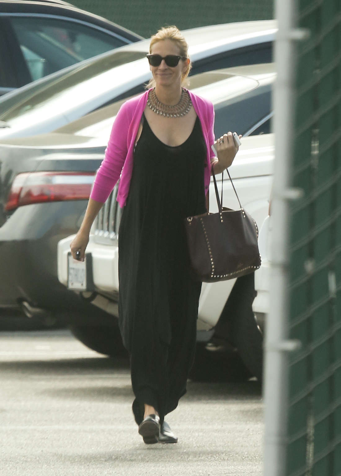 Julia Roberts Out in Los Angeles -10