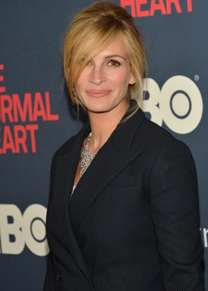 Julia Roberts: The Normal Heart NYC Premiere -02