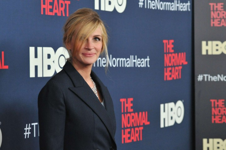 """Julia Roberts – """"The Normal Heart"""" NYC Premiere"""
