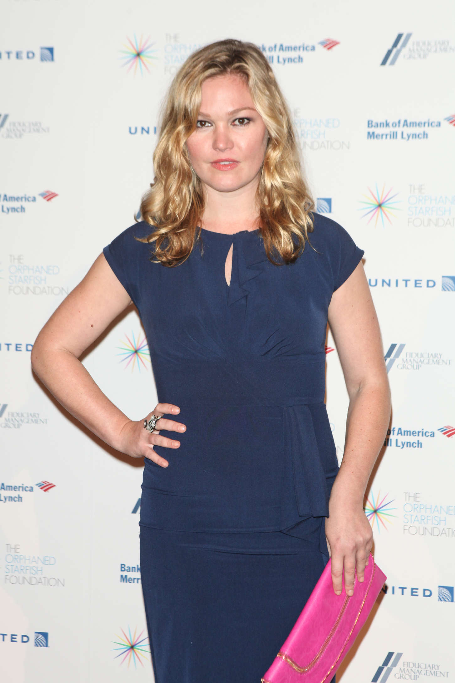 Julia Stiles - 2014 Orphaned Starfish Foundation Gala in New York City