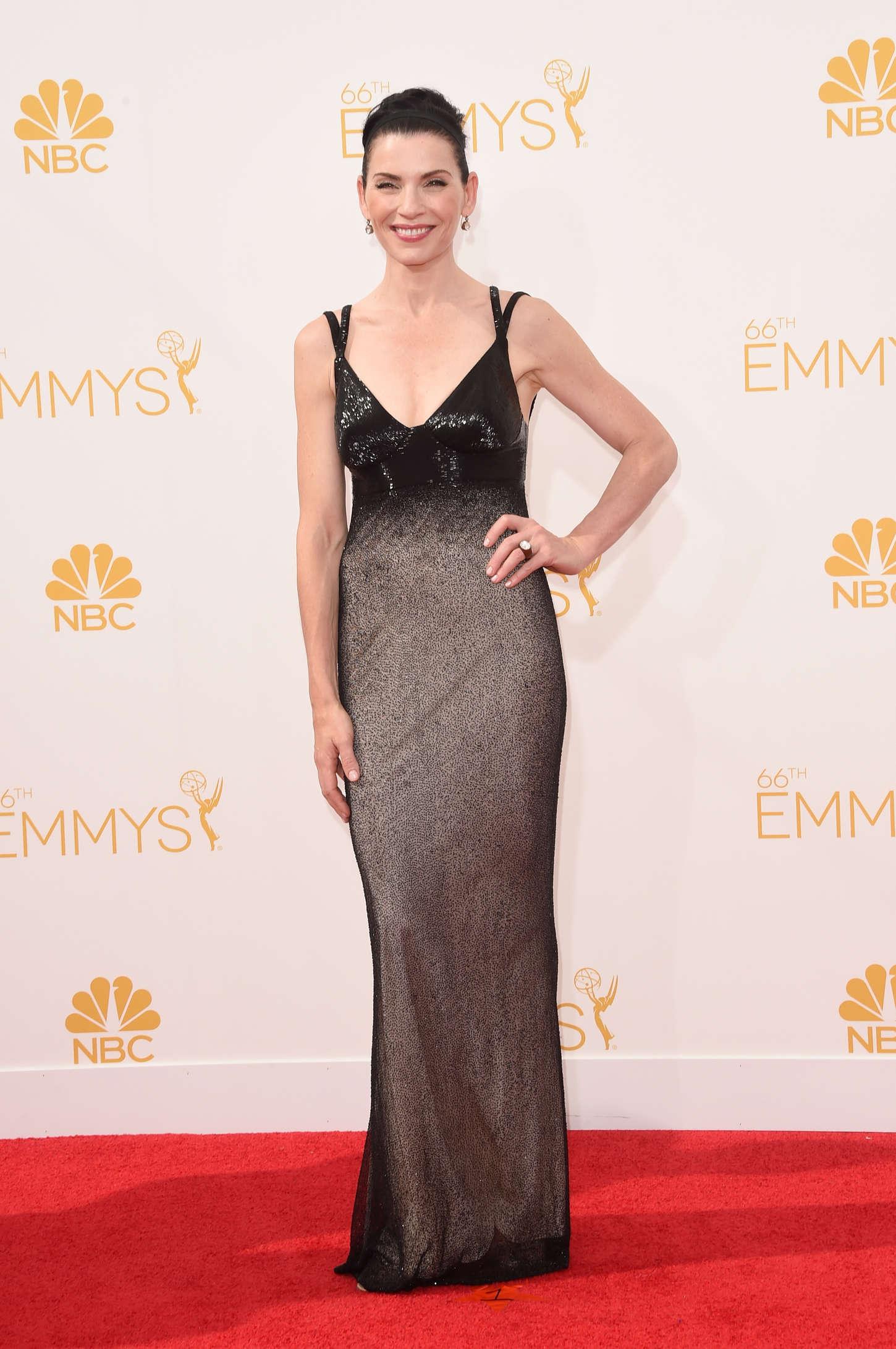 Julianna Margulies - 66th annual Primetime Emmy Awards in LA