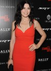 "Julianna Margulies - Hot In Tight Red Dress at ""Stand Up Guys"" premiere in New York"