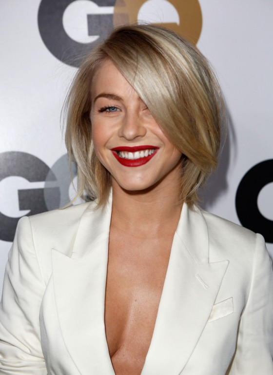 Julianne Hough - 2012 GQ Men of The Year party in Los Angeles-02