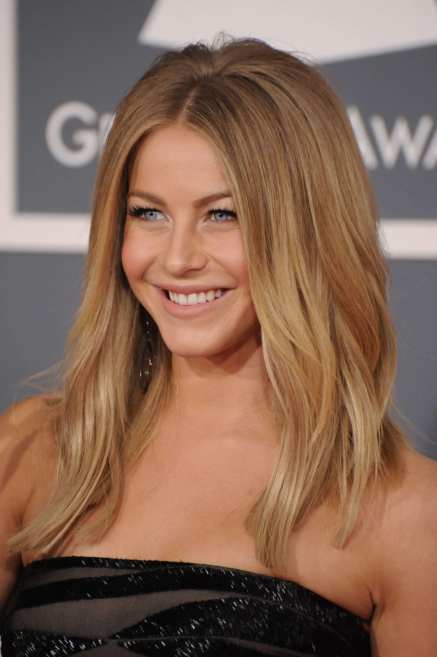 Julianne Hough 2012 Grammy Awards In La Gotceleb