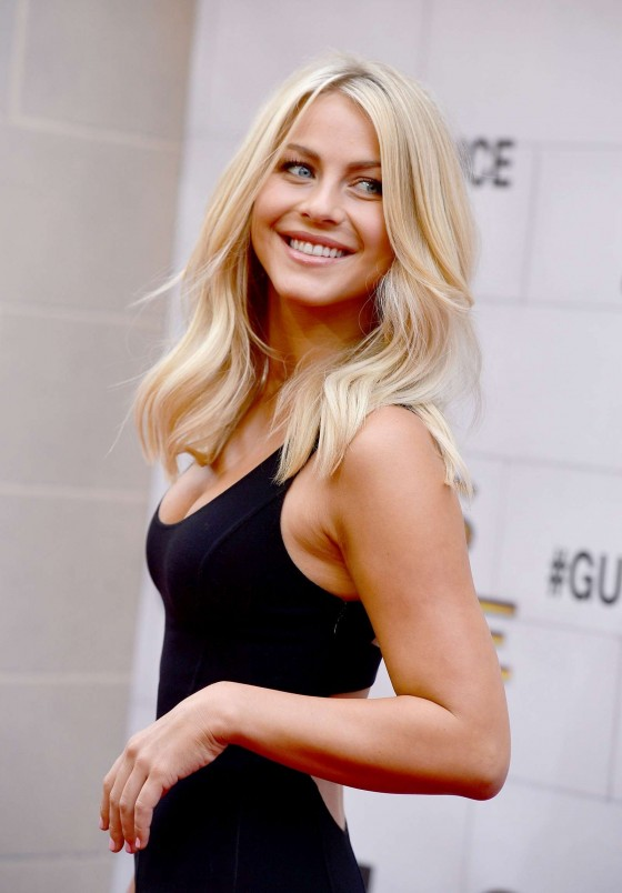 Julianne Hough - 2012 Spike TV's 'Guys Choice Awards'