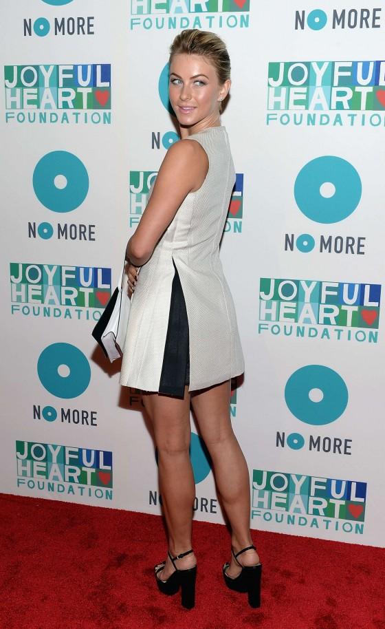 Julianne Hough – 2013 Joyful Heart Foundation Gala -04