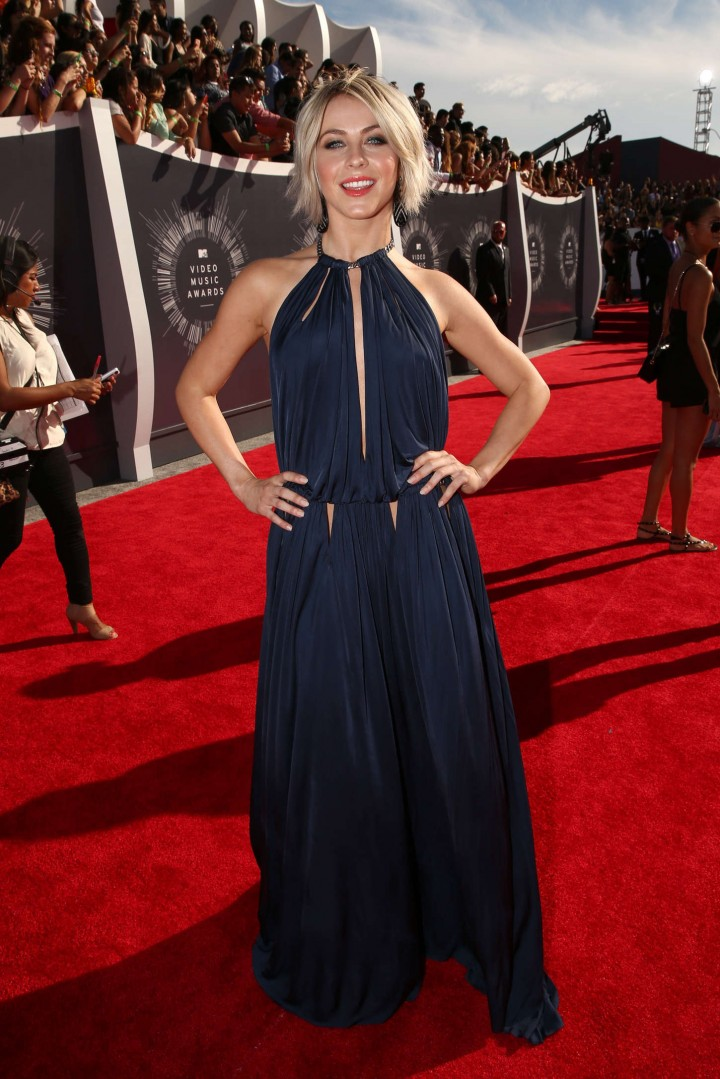 Julianne Hough - MTV Video Music Awards 2014 in Inglewood
