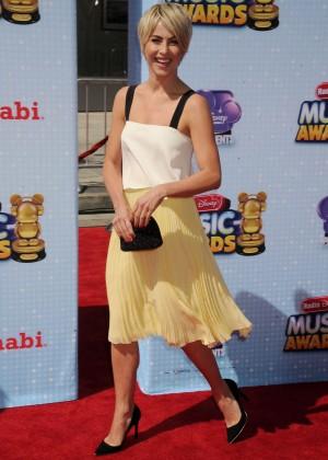 Julianne Hough - 2014 Radio Disney Music Awards in LA -21