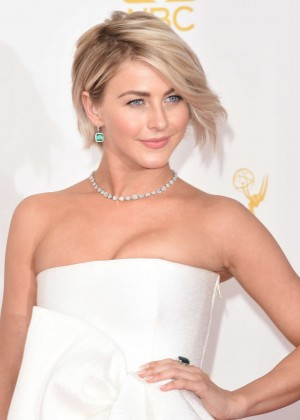 Julianne Hough - 66th annual Primetime Emmy Awards in LA