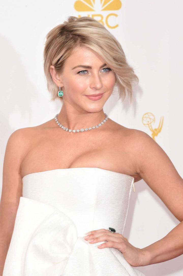 Julianne Hough – 66th annual Primetime Emmy Awards in LA
