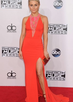 Julianne Hough - 2014 American Music Awards in LA