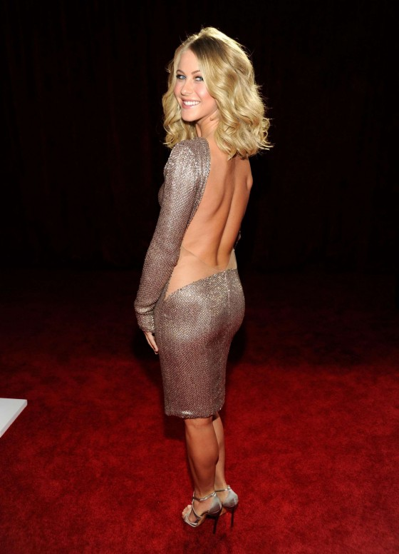 Julianne Hough - Hot at the 2012 Peoples Choice Awards-03 ...