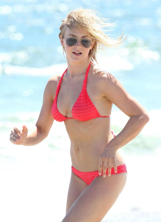 Julianne Hough In a Bikini-02