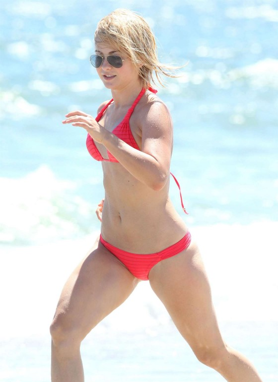 Julianne Hough In a Bikini-15