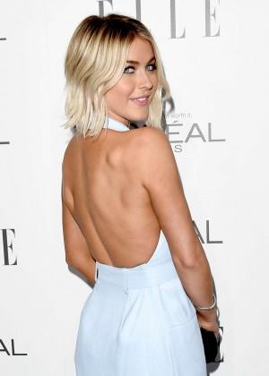 Julianne Hough - 21st annual ELLE's Women in Hollywood Awards in LA