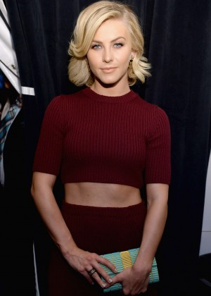 Julianne Hough - Marc Jacobs Fashion Show in NYC