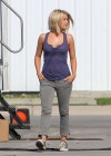 Julianne Hough - on the set of Safe Haven-05