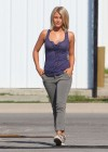 Julianne Hough - on the set of Safe Haven-09