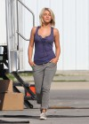 Julianne Hough - on the set of Safe Haven-10
