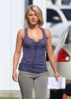 "Julianne Hough - on the set of ""Safe Haven"" - North Carolina"