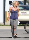 Julianne Hough - on the set of Safe Haven-14