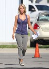 Julianne Hough - on the set of Safe Haven-15