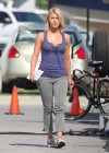 Julianne Hough - on the set of Safe Haven-17
