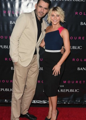 Julianne Hough - Roland Mouret for Banana Republic Collection Launch in New York