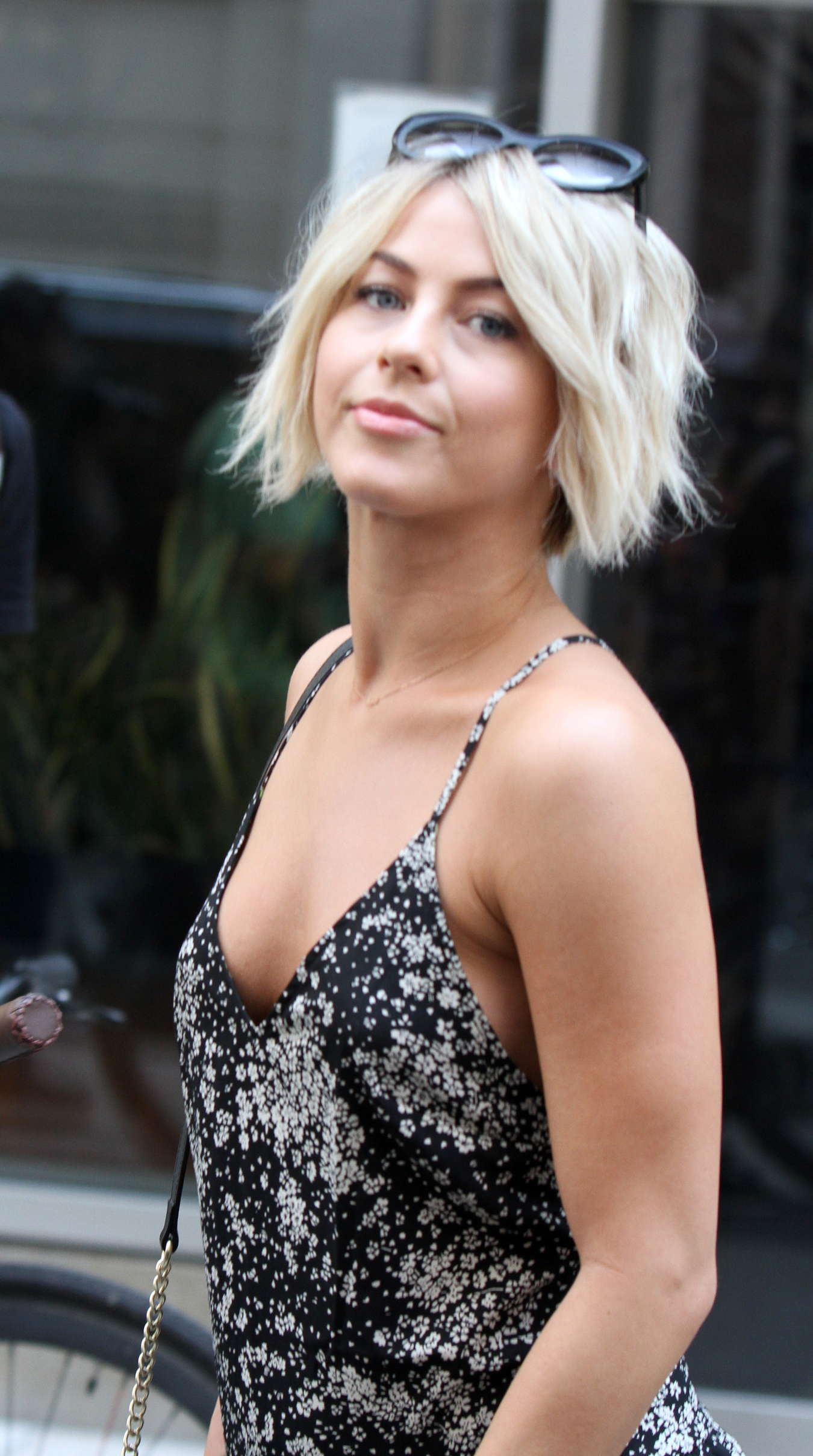 Julianne Hough - seen out and about in New York City