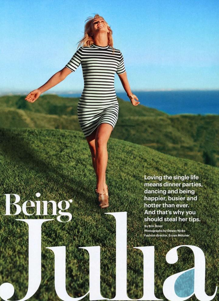Julianne Hough: Self Magazine -05