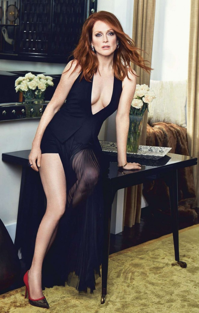 Julianne Moore - More Magazine (November 2014)