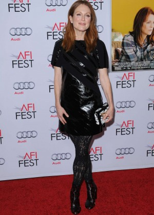 "Julianne Moore - ""Still Alice"" Premiere at the AFI FEST 2014 in Hollywood"