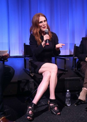 Julianne Moore - Still Alice Official Academy Members Screening in New York