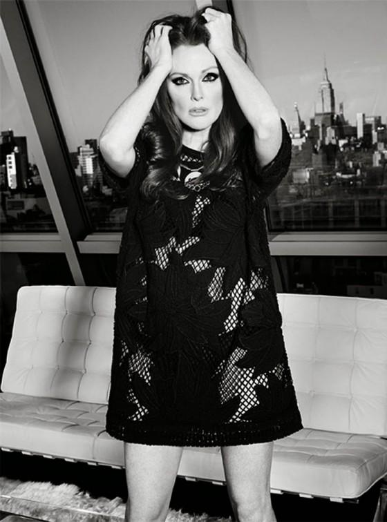Julianne Moore: The Edit Magazine 2014 -04