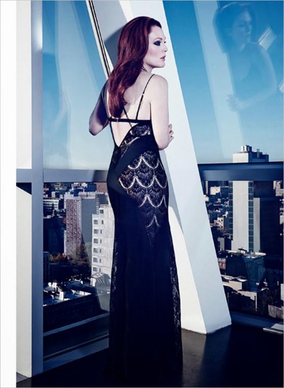 Julianne Moore: The Edit Magazine 2014 -05