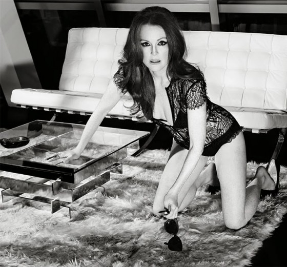 Julianne Moore: The Edit Magazine 2014 -06
