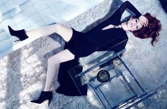 Julianne Moore: The Edit Magazine 2014 -07