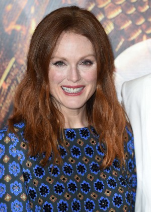 Julianne Moore - The Hunger Games: Mockingjay Part 1 Photocall in London