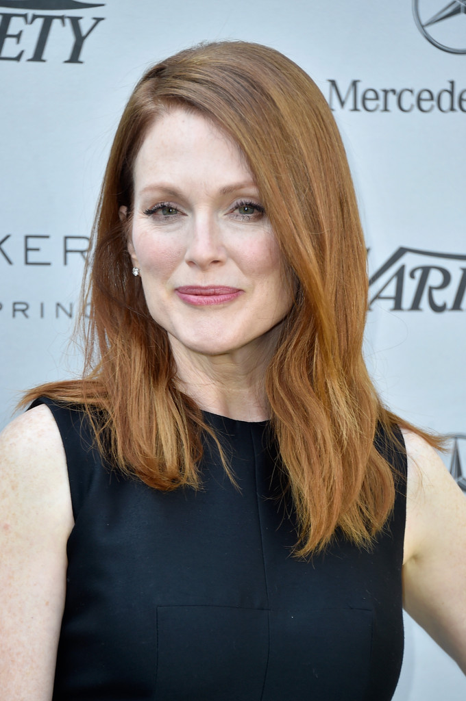 Julianne Moore - 2015 Variety's Creative Impact Awards in Palm Springs