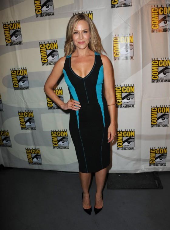 Julie Benz – Comic-Con 2013