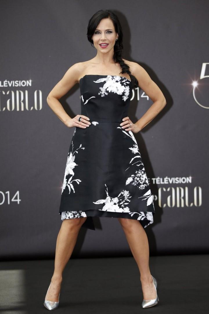 Julie-Benz-2014-Monte-Carlo-TV-Festival-