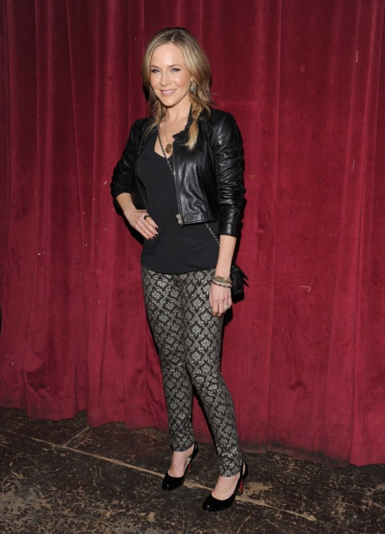 Julie Benz – Looking Hot at  Bands For Beds Charity Event in Hollywood