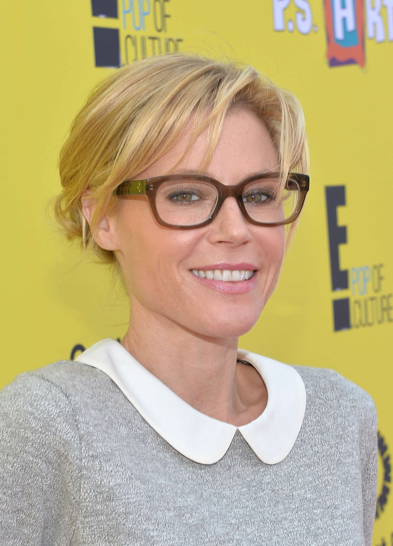 hulie bowen in glasses