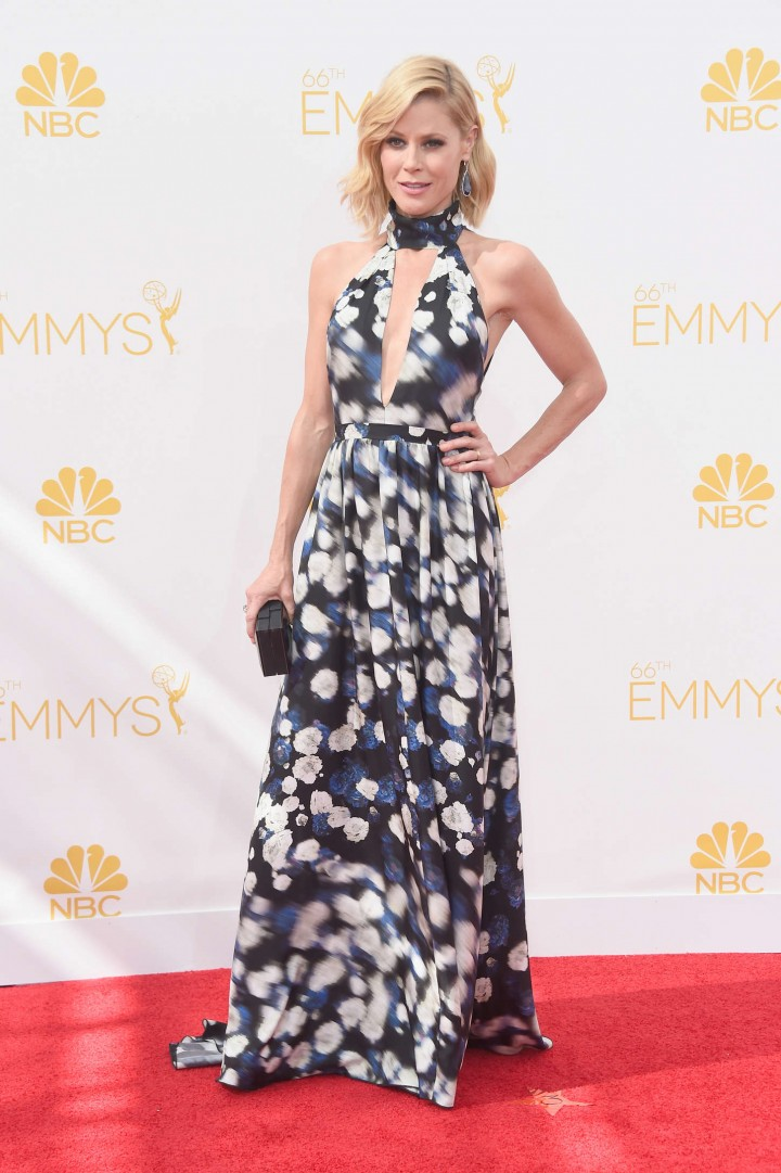 Julie Bowen - 66th annual Primetime Emmy Awards in LA