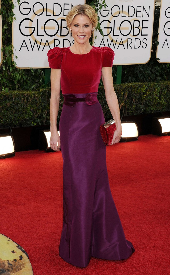 Julie Bowen: Golden Globe 2014 Awards -05