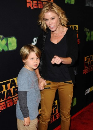 "Julie Bowen - ""Star Wars Rebels"" Premiere in Century City"